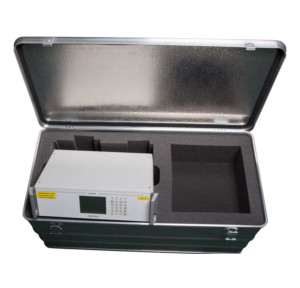 EuroFID transport case for analyzer, control unit and terminal box